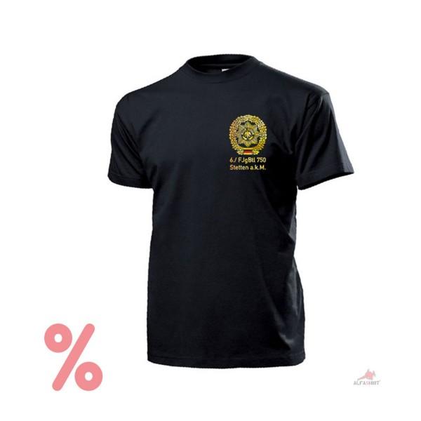 SALE Shirt 6-FJgBtl 750 Stetten akM BREAST BADGE Beret Badge T-Shirt # R270