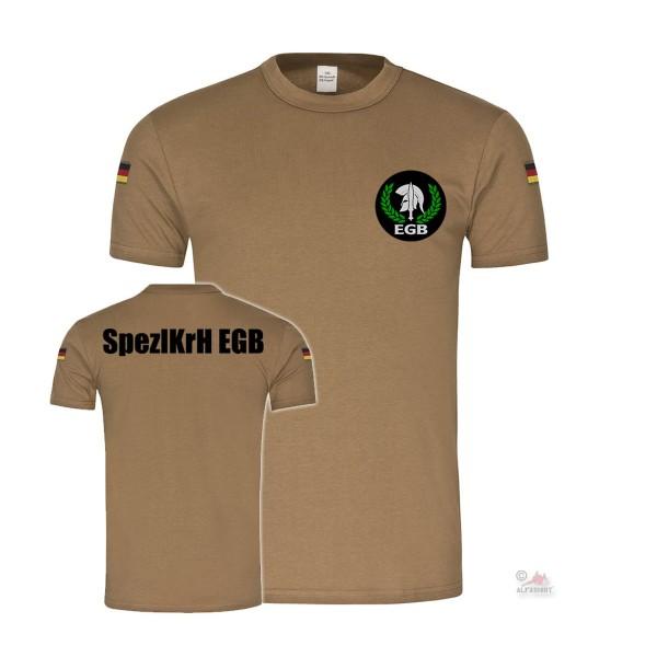 BW Tropen ISAF SpezlKrH EGB Spezialisierte Kräfte des Heeres Tropenshirt #36601