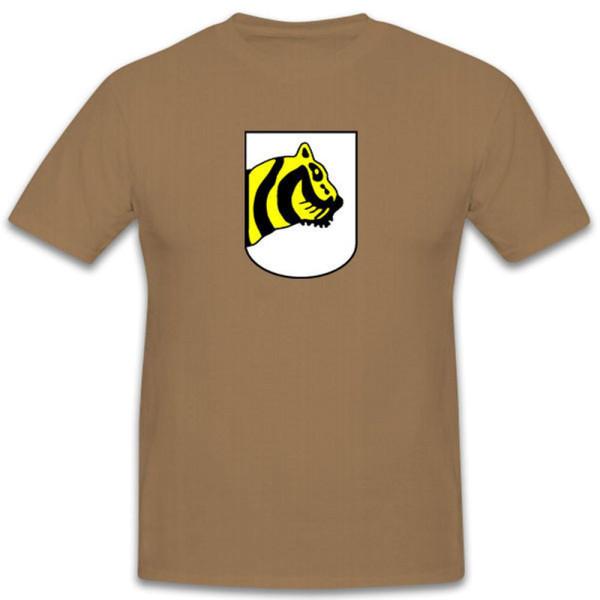 sPzAbt 509 Logo Shield Sword Tiger Tank Tactical Sign - T Shirt # 12655