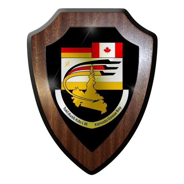 Wappenschild - Taktisches Ausbildungs Kommando Goose Bay TaktAusbKdoLW #8945