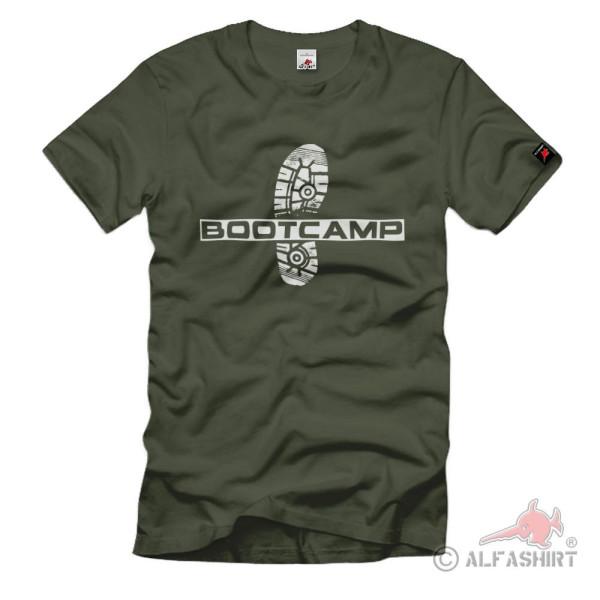 Bootcamp Basic Training - T Shirt # 1401