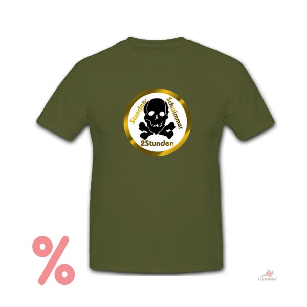 SALE Shirt Stundenschwimmer Abzeichen Schwimmen Kampfschwimmer - T Shirt #R161