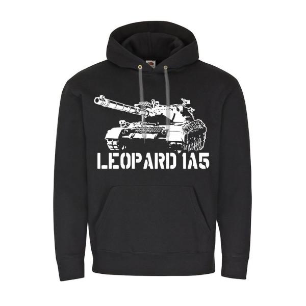 Leopard 1A5 Bundeswehr Panzer Kampfpanzer Bataillon - Kapuzenpullover #9879