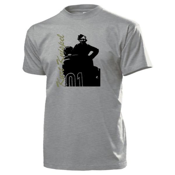 Kurt Knispel Panzerkommandant erfolgreichster Panzerkommandant WHT Shirt #14412