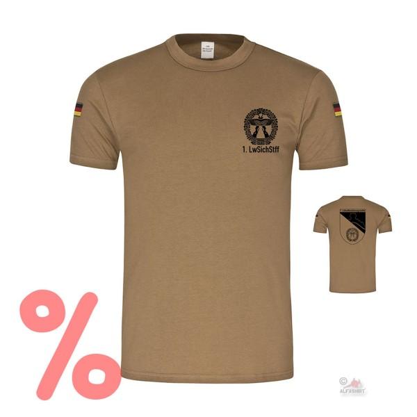Gr. XL - SALE Shirt Tropen Luftwaffensicherungsstaffel Objektschutz Barett #R795