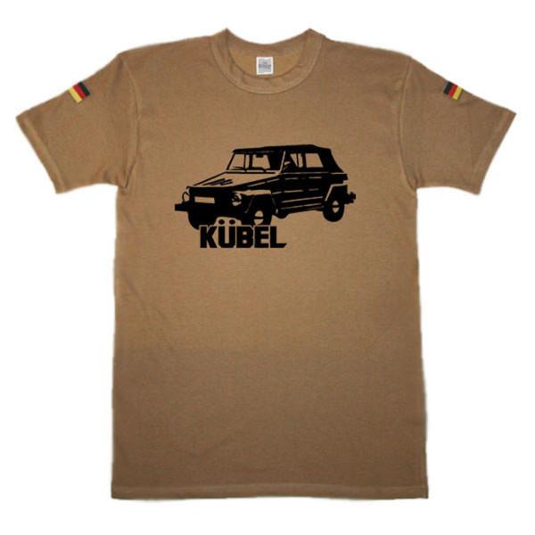 Kübel Typ 181_Kübelwagen Oldtimer original Tropenshirt nach TL #14636