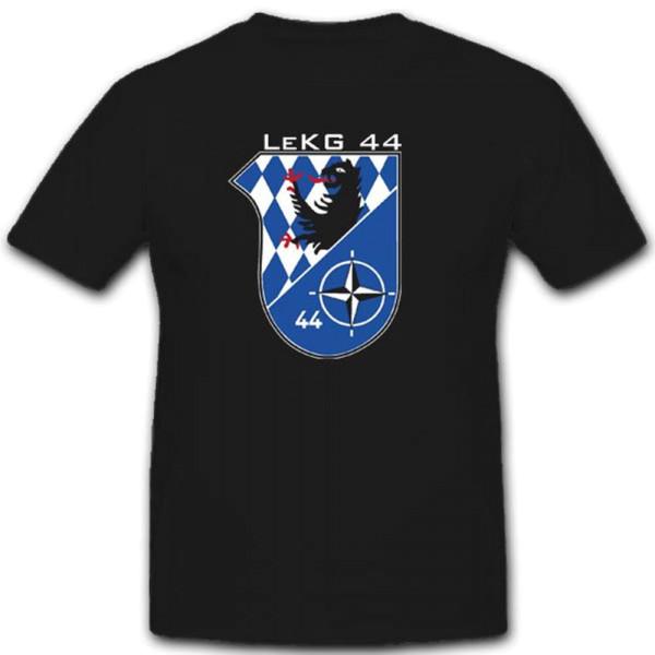 Bundeswehr Luftwaffe Lekg 44 Militär Wappen Abzeichen Einheit T Shirt #3057