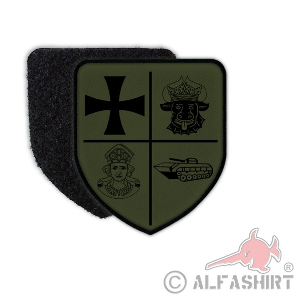 Patch PzGrenBtl 401 Panzergrenadierbataillon Kompanie Hagenow PzGrenBtl #32253