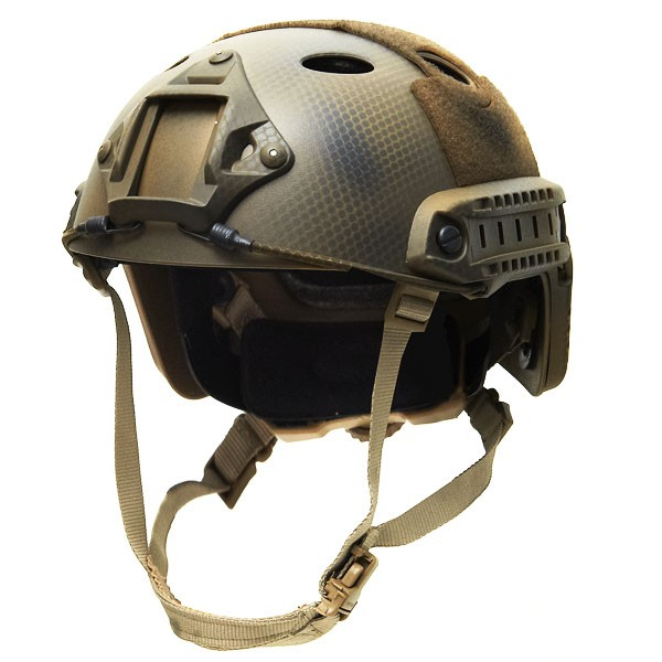 MICH FAST HELM SEALS Tactical PLATE AIRSOFT Paintball Softair Ausrüstung #17987