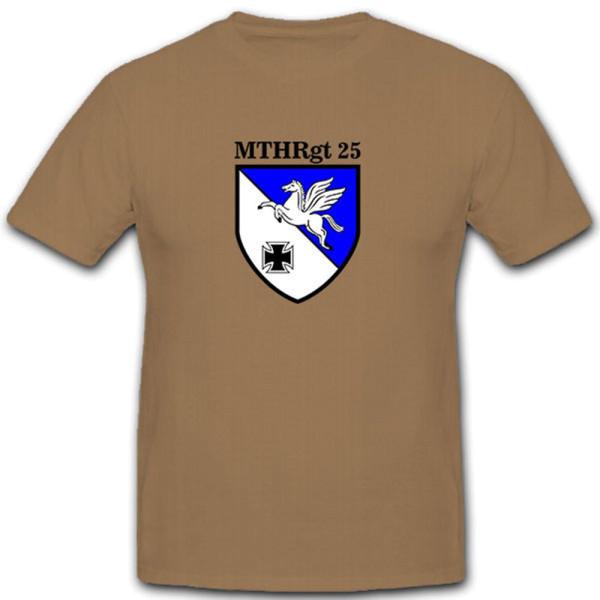 Mittleres Transporthubschrauberregiment 25 - T Shirt #6005