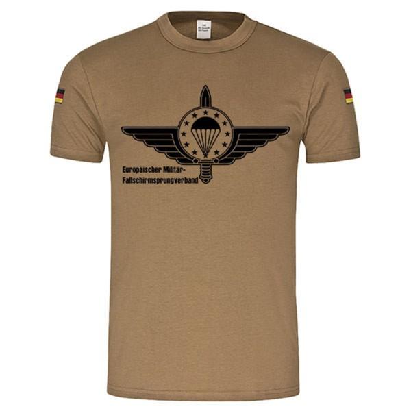 BW Tropen EMFV European Paratrooper Europäischer Militär- Fallschirmsprungverband EMFV Fallschirmjäg