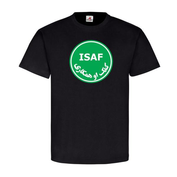 ISAF Kundus Kabul Afghanistan Deutsche Truppen Auslands Einsatz - T Shirt #6500
