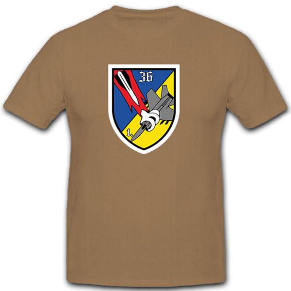 1./FlaRakBtr 36 anti-aircraft missile defense defense anti-aircraft T Shirt # 10504