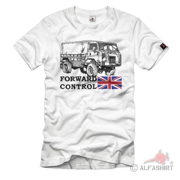 Forward Control 4x4 FCW Series 2 IIB 110 Oldtimer Britain T-Shirt#35752